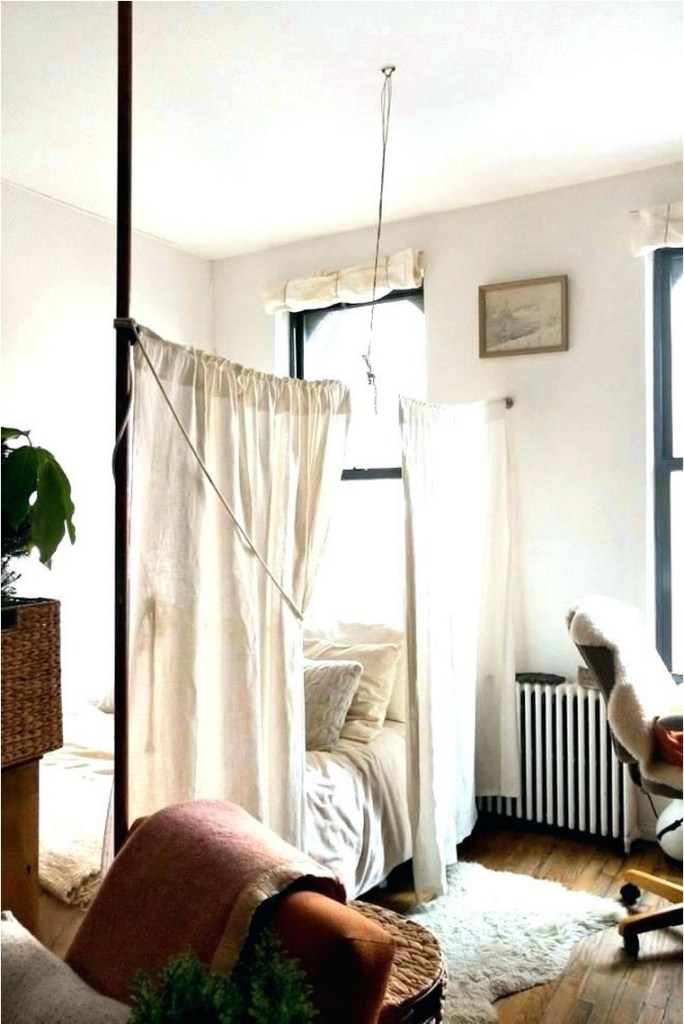 Beautiful And Unique Room Divider Curtains (72)