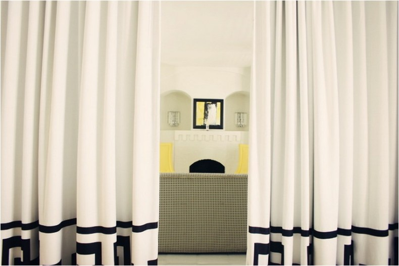 Beautiful And Unique Room Divider Curtains (8)