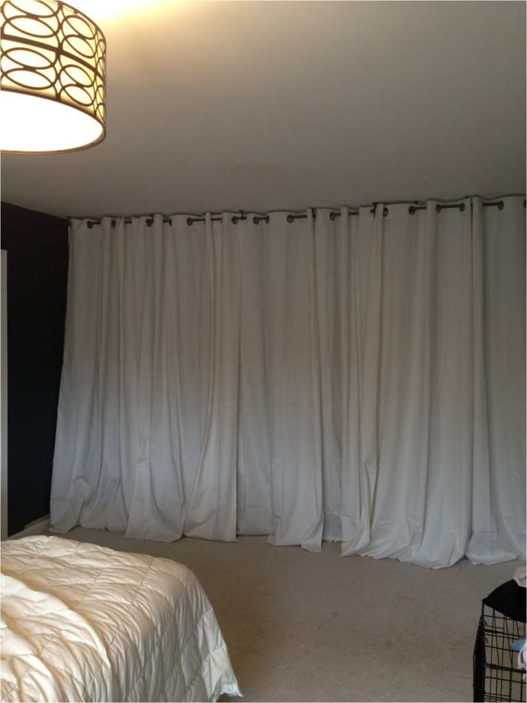 Beautiful And Unique Room Divider Curtains (9)