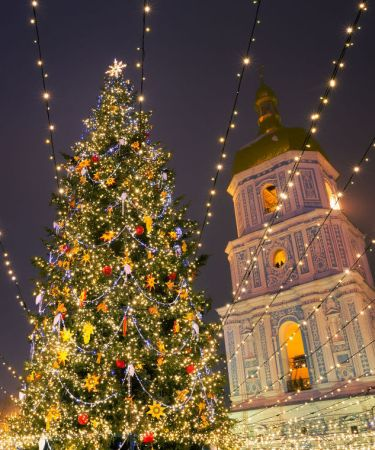 Best Christmas Trees In Europe