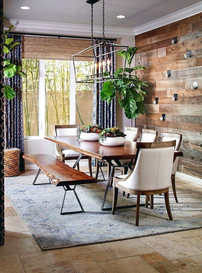 Rustic Interior Wood Walls Wood Accent Walls Accents Living Room Reclaimed Design Ideas