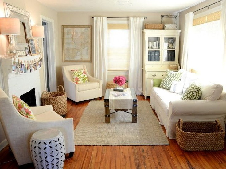 Design Inspiration For A Family Room In A Small House