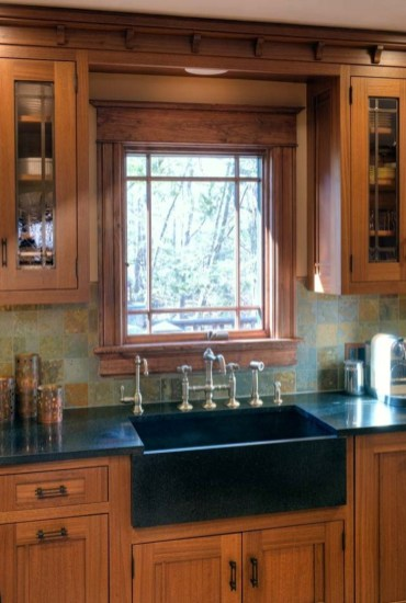 Awesome Craftsman Kitchen Design Ideas Remodel (22)