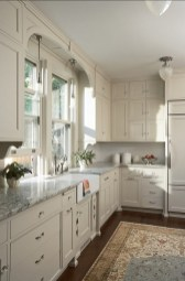 Cream Color Kitchen Cabinets With Granite Countertops (2)
