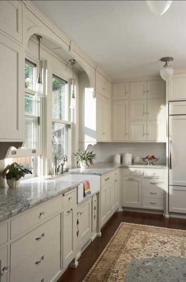 80 Best Simple And Elegant Cream Colored Kitchen Cabinets Design Ideas Decoriate