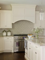 Cream High Gloss Kitchen Cabinet Doors