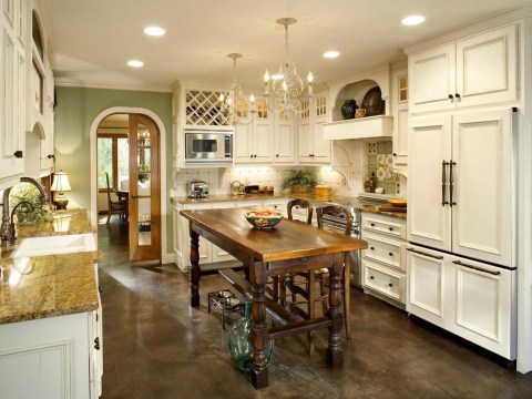 Elements Of French Country Kitchen Design