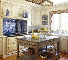 Ideas For A French Country Kitchen
