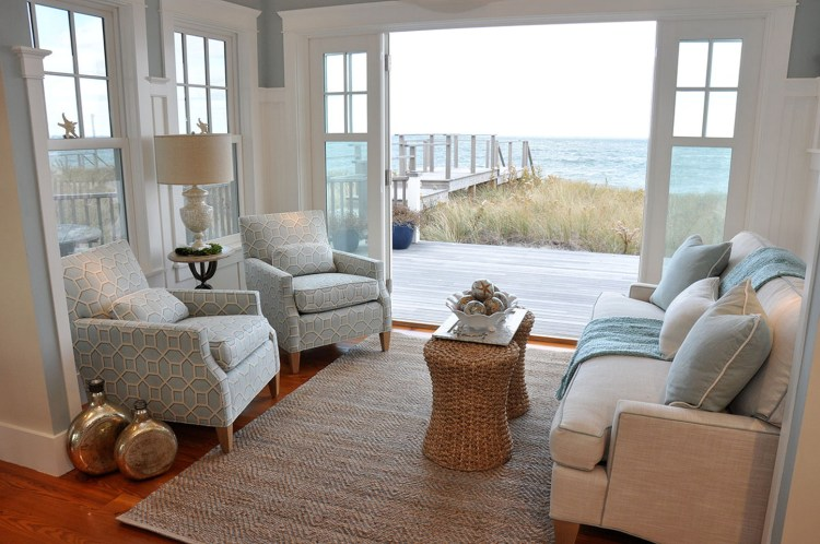 77 Chic Beach House Interior Design Ideas And Decorations