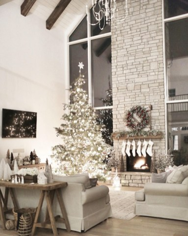 Christmas Home Decorating Ideas (58)