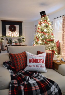 Christmas Home Decorating Ideas (67)