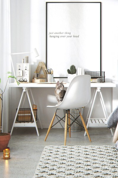 Cool Home Office Layout Ideas Decorating