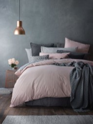 Dark Grey Bedrooms Decorating Design Ideas (18)