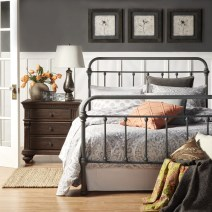 Dark Grey Bedrooms Decorating Design Ideas (34)