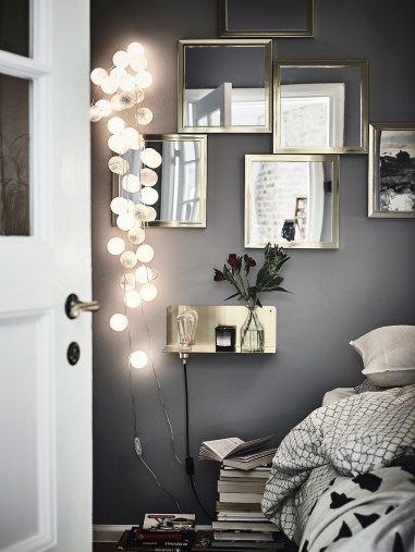 Dark Grey Bedrooms Decorating Design Ideas (6)