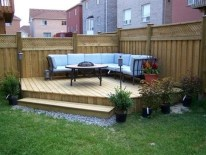 Deck Ideas Back Of House