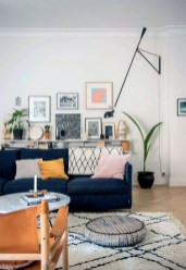 Eclectic And Quirky Living Room Decor Styling Ideas (20)