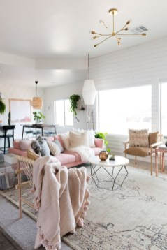 Eclectic And Quirky Living Room Decor Styling Ideas (45)