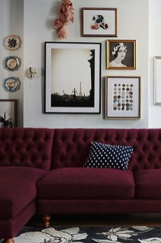 Eclectic And Quirky Living Room Decor Styling Ideas (5)
