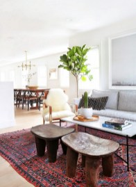 Eclectic And Quirky Living Room Decor Styling Ideas (58)