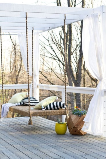 Fall Deck Decorating Ideas