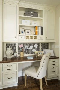 Home Office Desk Organization Ideas