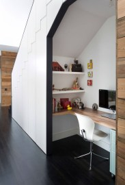 Home Office Room Design Ideas Basement Stairs
