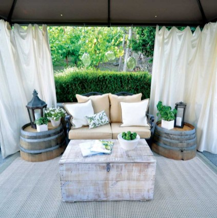 Ideas For Outdoor Deck Privacy