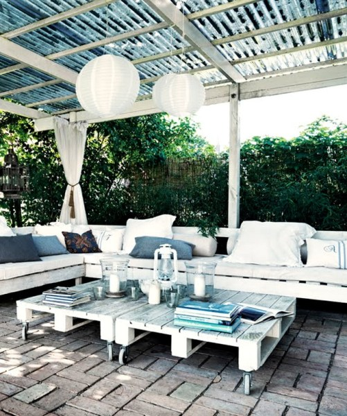 Patio Deck Decorating Ideas