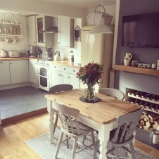 Small Country Kitchen Table And Chairs For Four