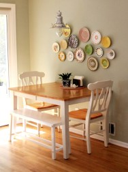 Small Rectangular Wood Brown Top Kitchen Tables