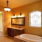 Bronze Bathroom Lights Elegancy And Durability In One Decorideasbathroom Com Best Bath Ideas