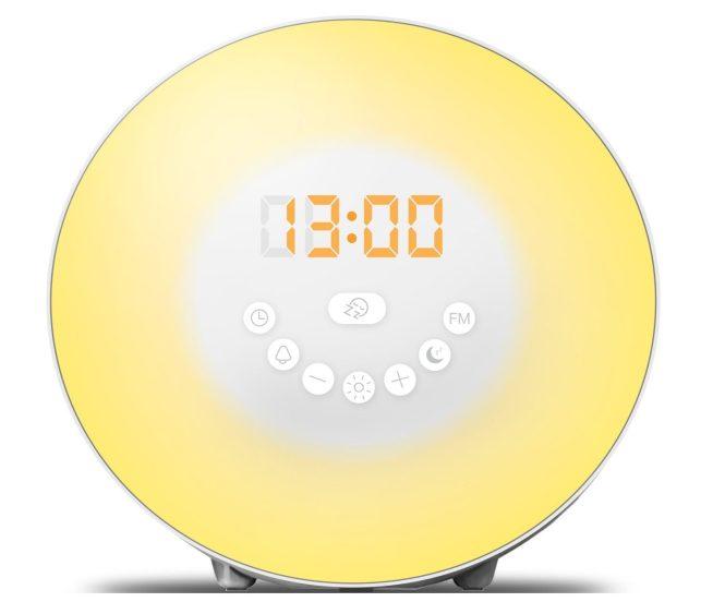 Gentle Alarm Clock For Peaceful