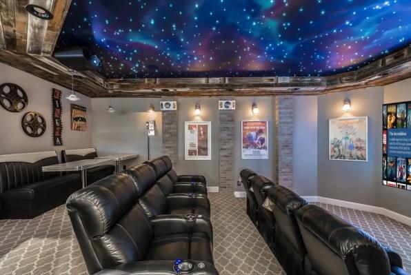 A Private Planetarium