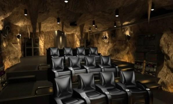 Fantastic Batman Home Theater