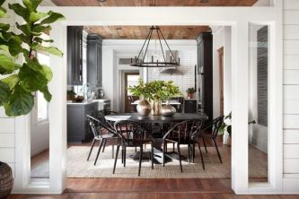 +14 That Will Make You Dining Room Decor Farmhouse Joanna Gaines 31