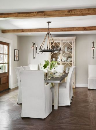 +14 That Will Make You Dining Room Decor Farmhouse Joanna Gaines 50