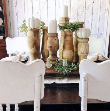 +14 That Will Make You Dining Room Decor Farmhouse Joanna Gaines 68