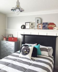 + 15 Essential Things For Grey And White Bedroom Ideas Teen Girl Rooms Gray 34