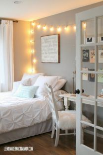 + 15 Essential Things For Grey And White Bedroom Ideas Teen Girl Rooms Gray 36