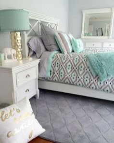+ 15 Essential Things For Grey And White Bedroom Ideas Teen Girl Rooms Gray 45