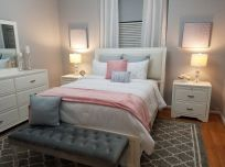 + 15 Essential Things For Grey And White Bedroom Ideas Teen Girl Rooms Gray 59