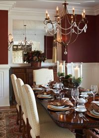 +15 Most Popular Ways To Dining Room Design Ideas Traditional 20