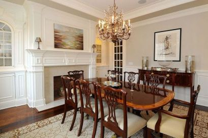 +15 Most Popular Ways To Dining Room Design Ideas Traditional 53