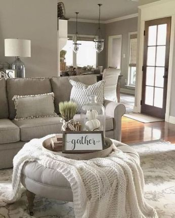 + 17 Reason You Didn't Get Living Room Ideas Rustic Farmhouse Style Paint Colors 17