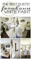 + 17 Reason You Didn't Get Living Room Ideas Rustic Farmhouse Style Paint Colors 25