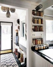 +17 Trends You Need To Know Kitchen Dining Room Small Tiny House 28