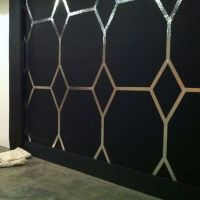 + 16 Creative ways wall design painted with tape