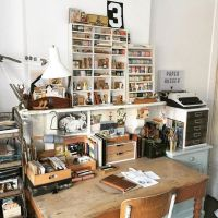 +37 The 30-Second Trick for Art Studios Ideas Organization Small Spaces