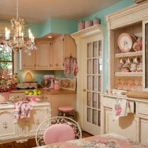 41+ What You Need To Know About Cucina Shabby Chic French Country Farmhouse Kitchens 26